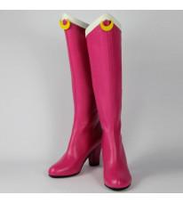 美少女戦士セーラームーン 月野 うさぎ(つきの うさぎ) ブーツ セーラームーン コスプレ靴