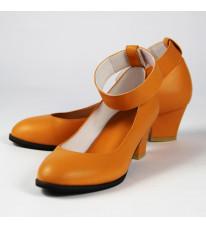 美少女戦士セーラームーン 愛野 美奈子 (あいの みなこ) パンプス セーラーヴィーナス コスプレ靴
