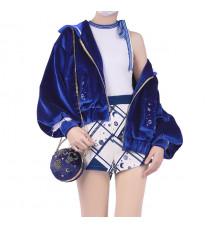 美少女戦士セーラームーン 火野レイ Hino Rei 日常服 コスプレ衣装