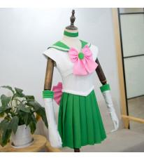 美少女戦士セーラームーン セーラー服 木野 まこと 緑色