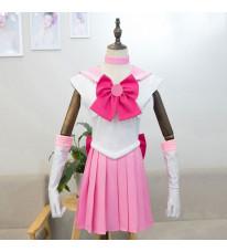 美少女戦士セーラームーン セーラー服 ちびムーン ちびうさ ピンク