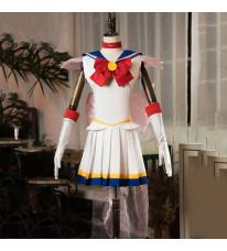 美少女戦士セーラームーン セーラー服 月野うさぎ スーパーセーラームーン 半透明の三段フリル