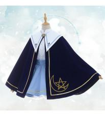 カードキャプターさくら クリアカード編 木之本桜 魔法星辰コスプレ衣装