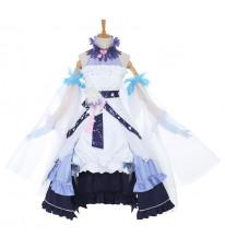 カードキャプターさくら クリアカード編 木之本桜 コスプレ衣装 白雪