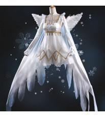カードキャプターさくら クリアカード編 lolita 木之本桜 ドレス コスプレ 衣装 雪 ロリータ