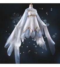 カードキャプターさくら クリアカード編 lolita 大道寺 知世 ドレス コスプレ 衣装 雪 ロリータ