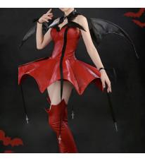 しゅごキャラ! 月詠歌唄 つきよみ うたう 悪魔のスカート 変身 ドレス コスチューム