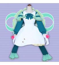 VOCALOID ボーカロイド 初音ミク フィギュア 2nd season Winter ver. コスプレ 衣装 『四季シリーズ』