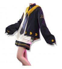 vocaloid 鏡音レン 洋服 コスプレ衣装 セット 学院風