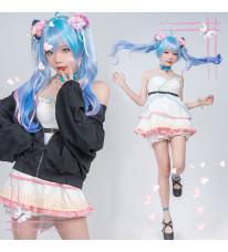 ボーカロイド 初音ミク  愛言葉 miku39感謝祭 コスプレ衣装 仮装