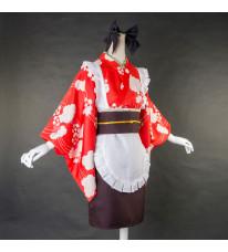 劇場版フェイト/ステイナイト 遠坂 凛 着物 とおさか りん 和風 コスプレ衣装  予約中