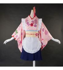 劇場版 フェイト/ステイナイト 間桐桜 着物 まとう さくら 和風 コスプレ衣装 予約中