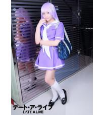 デート・ア・ライブ DATE A LIVE 誘宵美九 コスプレ衣装 コスチューム セーラー服 変装