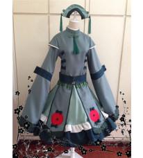 ポケットモンスター No.437 ドータクン コスプレ衣装 擬人服 コスチューム