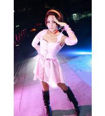 ジョジョの奇妙な冒険 杉本鈴美 ワンピース コスプレ衣装