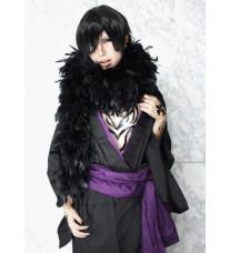 ZONE-00 黒薔薇憐児(くろばら れんじ) コスプレ衣装