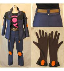 遊戯王5D's 不動遊星(ふどう ゆうせい) コスプレ衣装