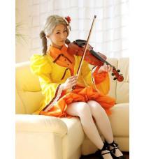 ローゼンメイデン(Rozen Maiden) 金糸雀(かなりあ/Kanarienvogel) コスプレ衣装