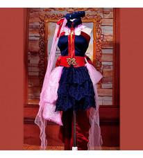 CosplayマクロスF・シェリル・ノーム・サヨナラツバサ・最終衣装・・ヴァルキュリアVerコスプレ衣装・