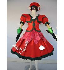 Cosplay魔法少女リリカルなのはstrikers ヴィータ騎士服コスプレ衣装販売