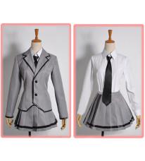 暗殺教室 律 (自律思考固定砲台 じりつしこうこていほうだい) コスプレ衣装 コスチューム 制服