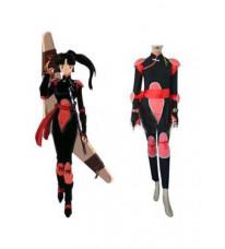 犬夜叉 サンゴ(珊瑚)作戦服コスプレ衣装