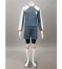 イナズマイレブン 雷門中学校ゴールキーパー2代衣装 コスプレ衣装