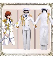 豪華版 うたの☆プリンスさまっ・  Shining All Star QUARTET☆NIGHT  白い制服 早乙女学園 コスプレ衣装