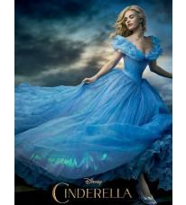 ディズニーDisney・シンデレラ・(Cinderella) PRINCESS(プリンセス)ワンピース cosplayコスチューム オーダーメイド 映画版
