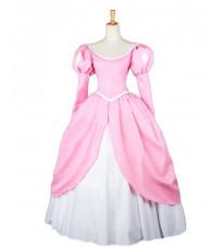 ディズニー版『リトル・マーメイド』 The Little Mermaid ARIEL アリエル 人魚姫 コスプレ衣装 大人 子供用 ドレス ワンピース