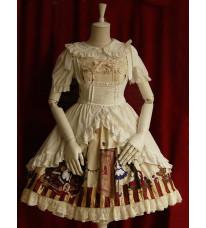 アリスエプロン ロリータ必要品 コスプレ衣装 Lolita 高品質