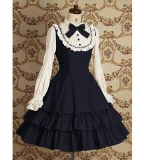 ドルチェピアニッシモ ドレス  ゴスロリ ロリータ コスプレ コスチューム メイド衣装