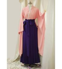ヘタリア Axis Powers  にょたりあ 日本娘 本田桜 コスプレ衣装 コスチューム 和服 着物