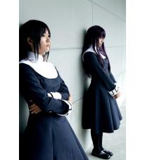 空の境界 浅上藤乃/両儀式/黒桐鮮花 修道女服 コスプレ衣装