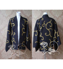 銀魂 高杉晋助 着物セット風 コスプレ衣装 羽織風の衣装 コスチューム