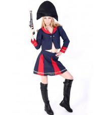 仮面舞踏会ハロウィーンCOS 海賊風 セーラークルー女海賊服