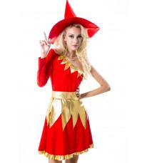 新品入荷 クリスマス衣装 魔女風 セクシーな可愛いコスチューム