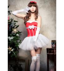 新品!!サンタ 衣装 コスチューム セクシーサンタ /サンタ コスチューム/ 衣装