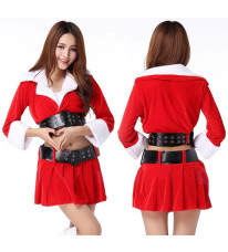 クリスマスコスチューム開催中!!赤ずきん コスプレ衣装 コスプレ  クリスマス 衣装