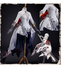 【予約商品】SINoALICE シノアリス スノホワイト 真っ白+赤 コスプレ衣装
