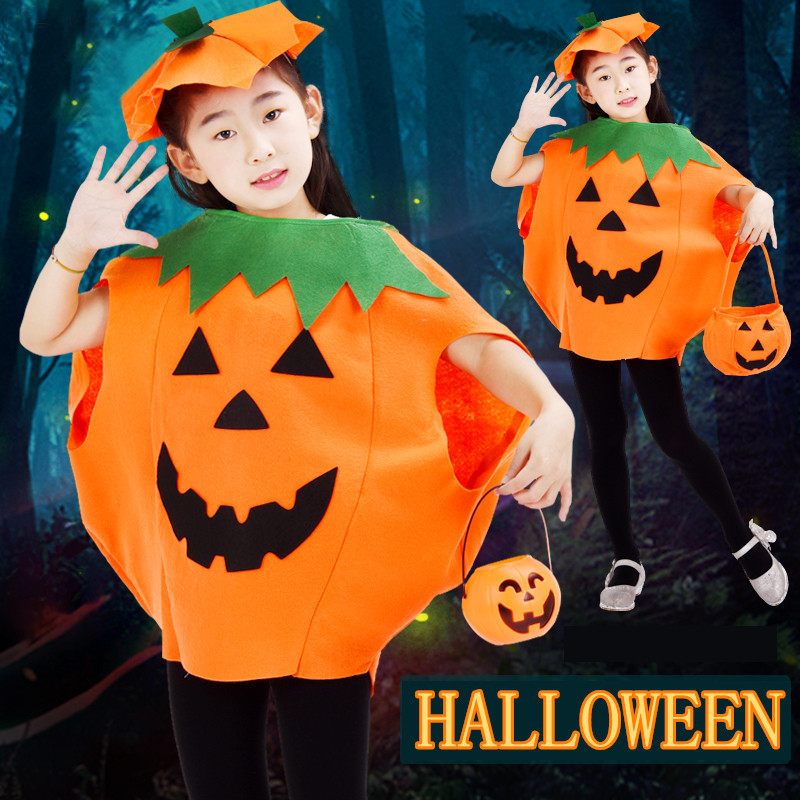 ハロウィン 子供 大人 コスプレ衣装 カボチャ セット衣装 仮装 イベント ハロウィン 大人気 コスプレ衣装